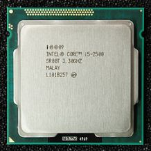 Intel core i5-2500 Socket 1155